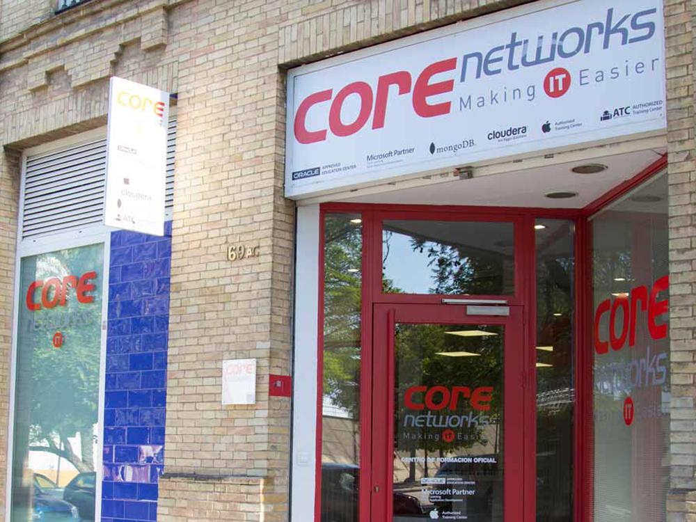 Core Networks | Aulas Sevilla