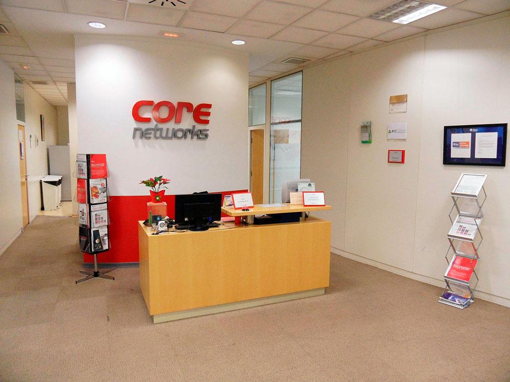 Core Networks | Recepción