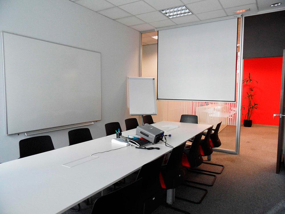 Core Networks | Sala de reuniones